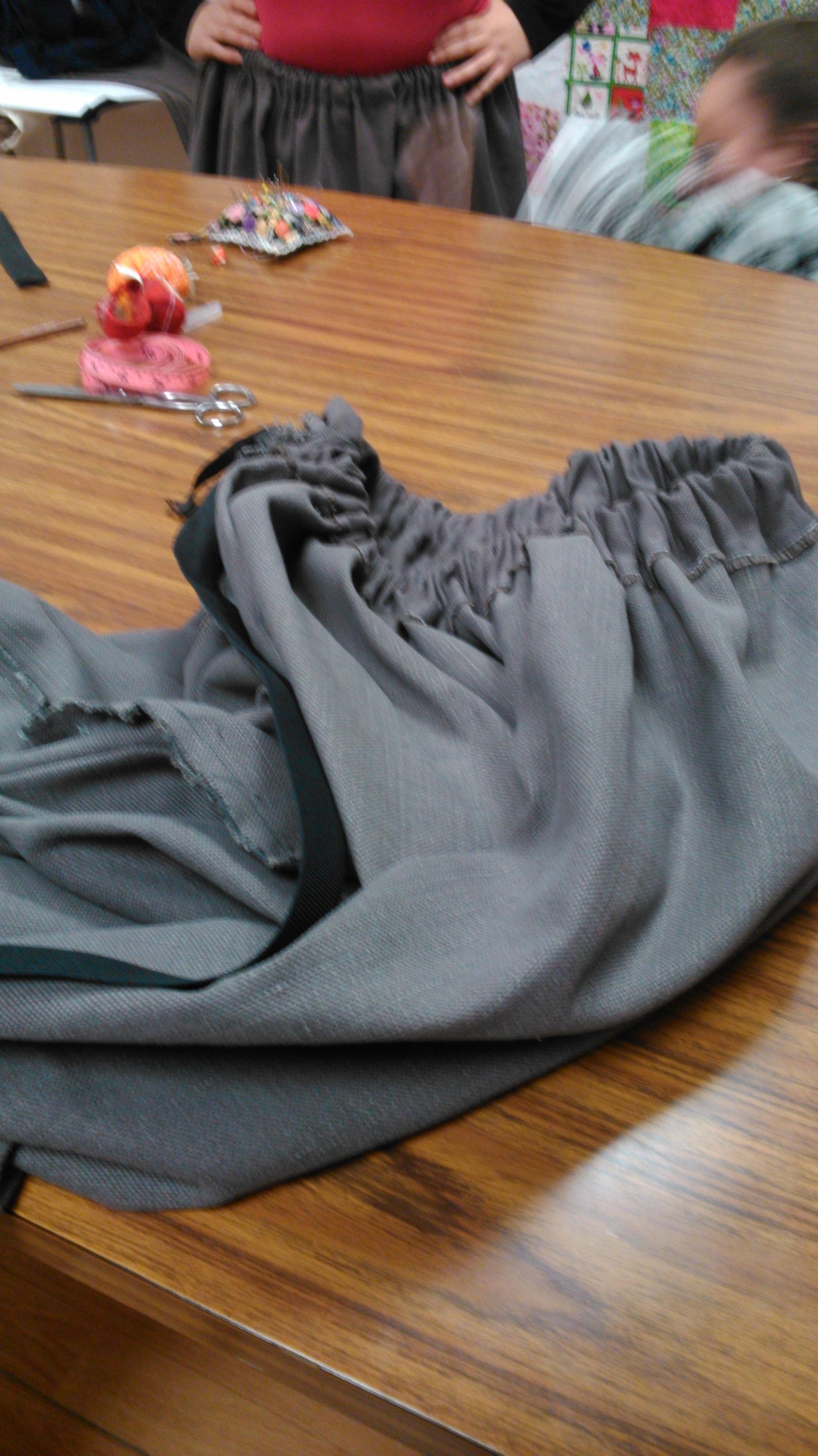 falda medieval