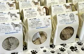 lana de perro
