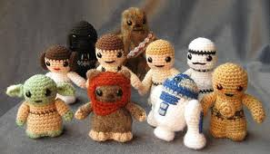 star wars amigurumis