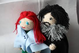 game of trones amigurumis