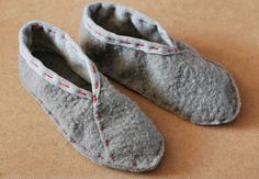 http://ragstocouture.com/easy-to-make-slippers-diy-tutorial/